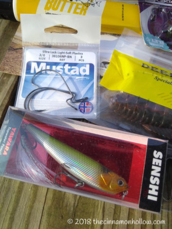 Lucky Tackle Box Fishing Subscription Box