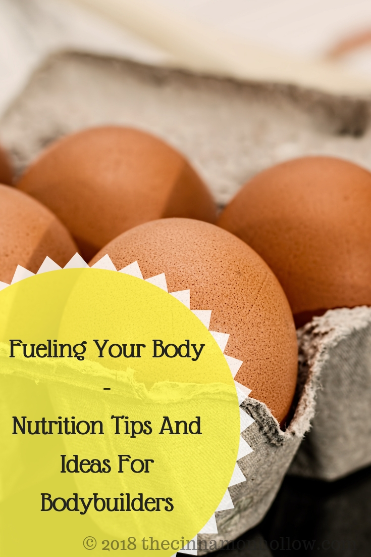 Nutrition Tips and Ideas for Bodybuilders