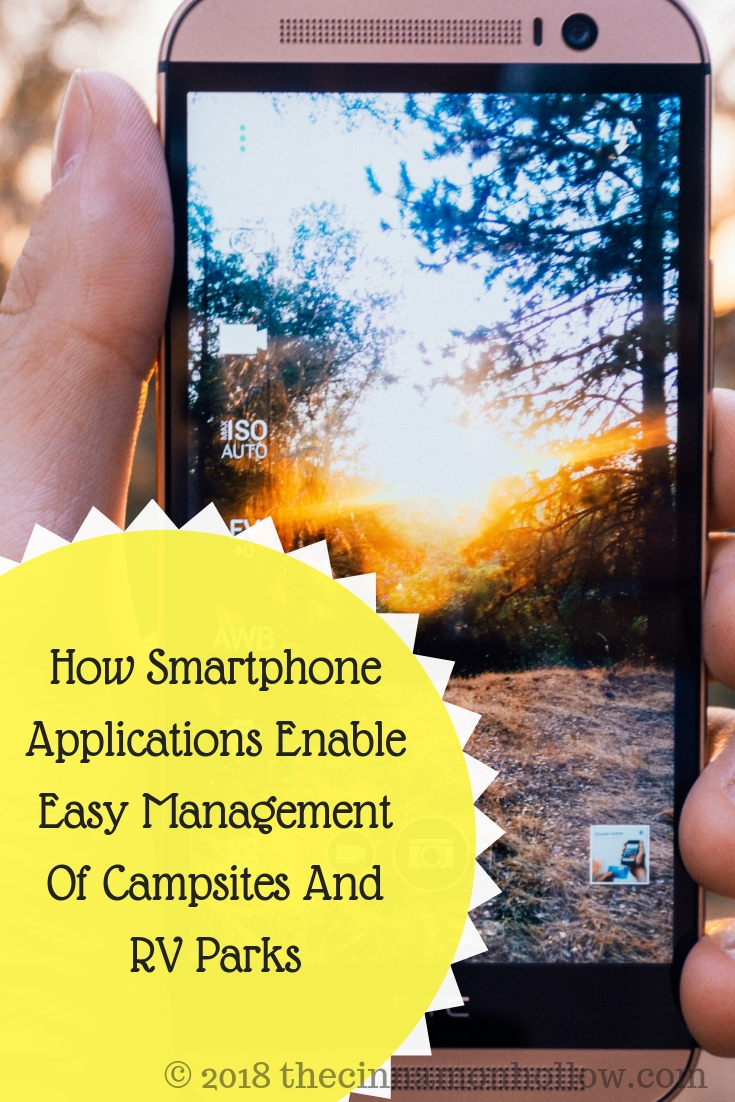 How Smartphone Applications Enable Easy Management Of Campsites And RV Parks