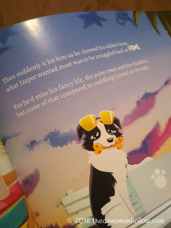 Jasper's Adventures In Petlandia - Personalized Books