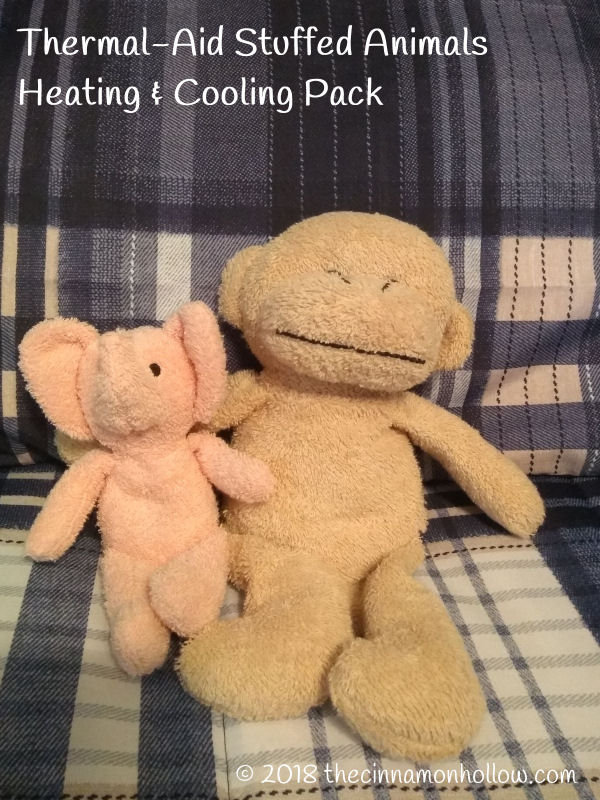 Thermal- Aid Stuffed Animals Heating & Cooling Packs