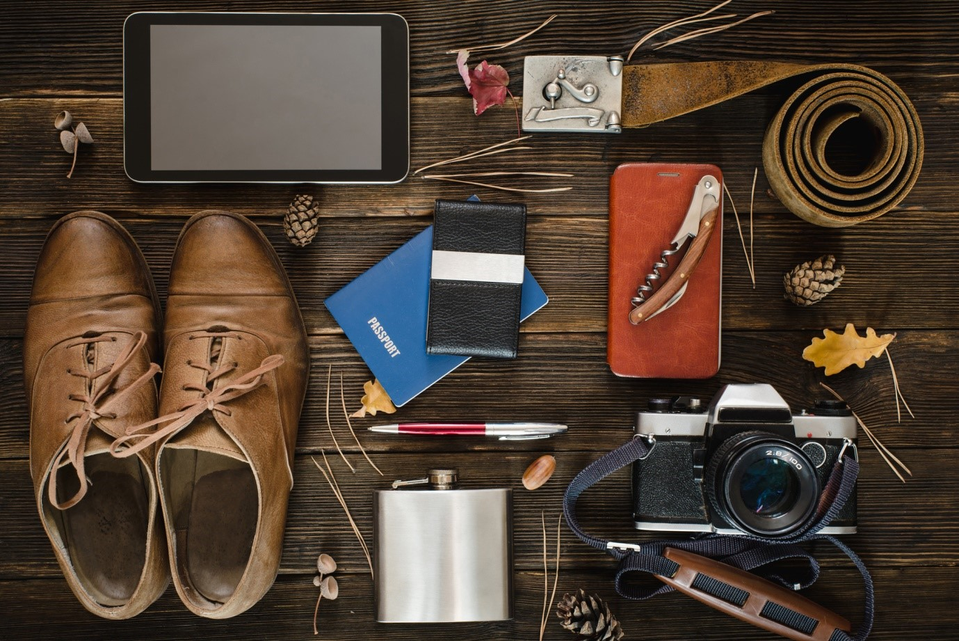 The 5 Best Travel Accessories Every Globetrotter Needs