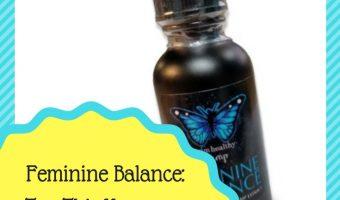Feminine Balance: CBD Oil