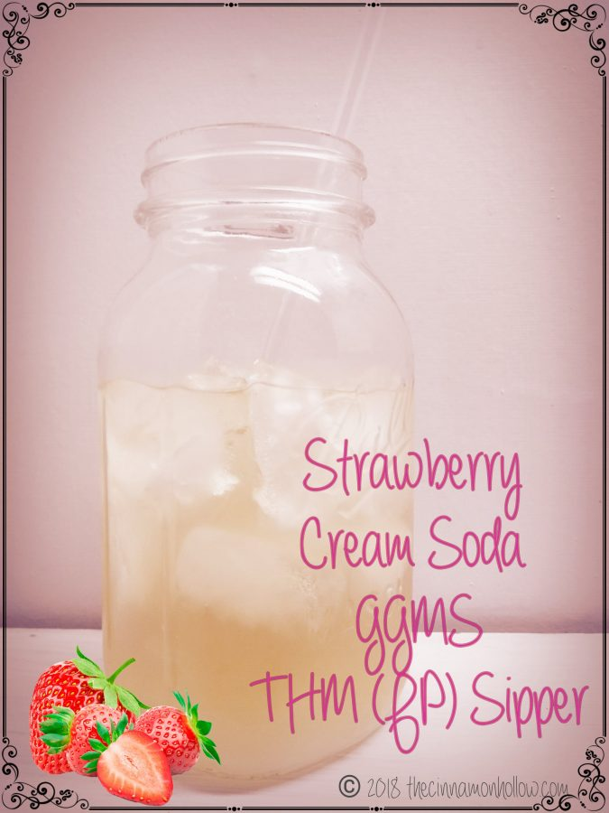 Strawberry Cream Soda GGMS - THM Sipper (FP)
