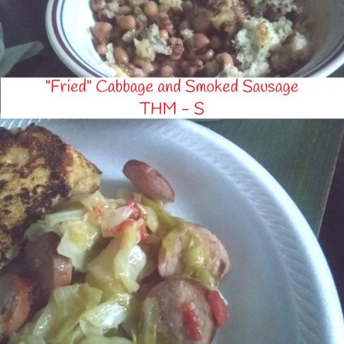 Try This Delicious Fried Cabbage And Sausage Recipe - THM S