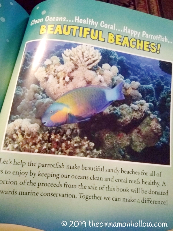 Marine Conservation With Pepper The Parrotfish: A Childrens Book