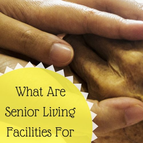 What Are Senior Living Facilities For The Elderly?