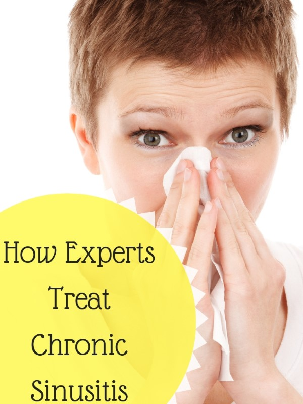 How Experts Treat Chronic Sinusitis