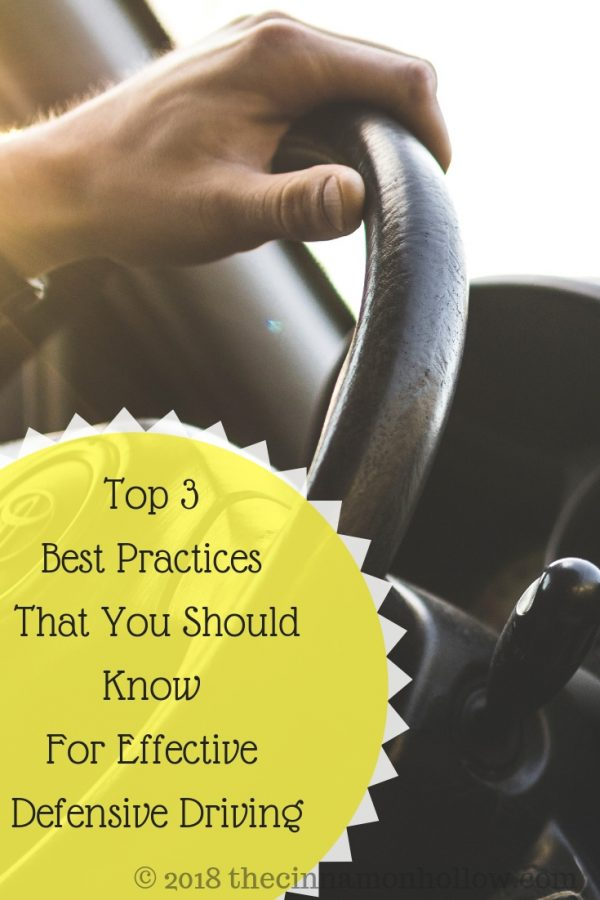 Best Defensive Driving Practices