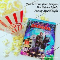 Download These Fun How To Train Your Dragon The Hidden World Activity Sheets
