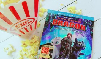 How To Train Your Dragon: The Hidden World Family Movie Night