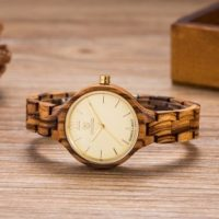 Wooden Watches For Women: The Best Gift from Lux Woods