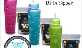 THM Hydrates Bundle Special With Sipper BOttle