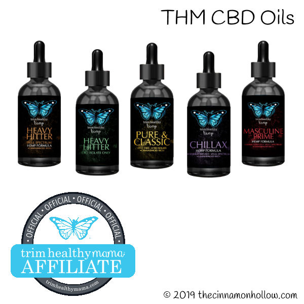 Trim Healthy Mama CBD Oil