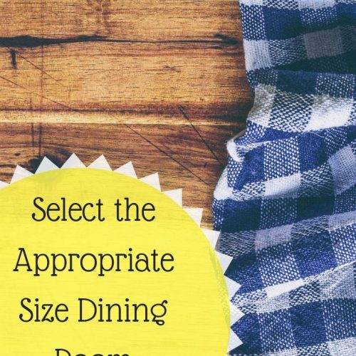 A Guide To Select The Appropriate Size Dining Room Tablecloth