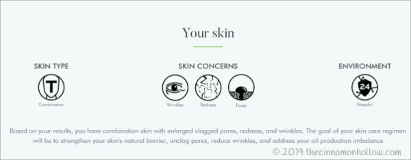 My Y'Our Skin Analysis