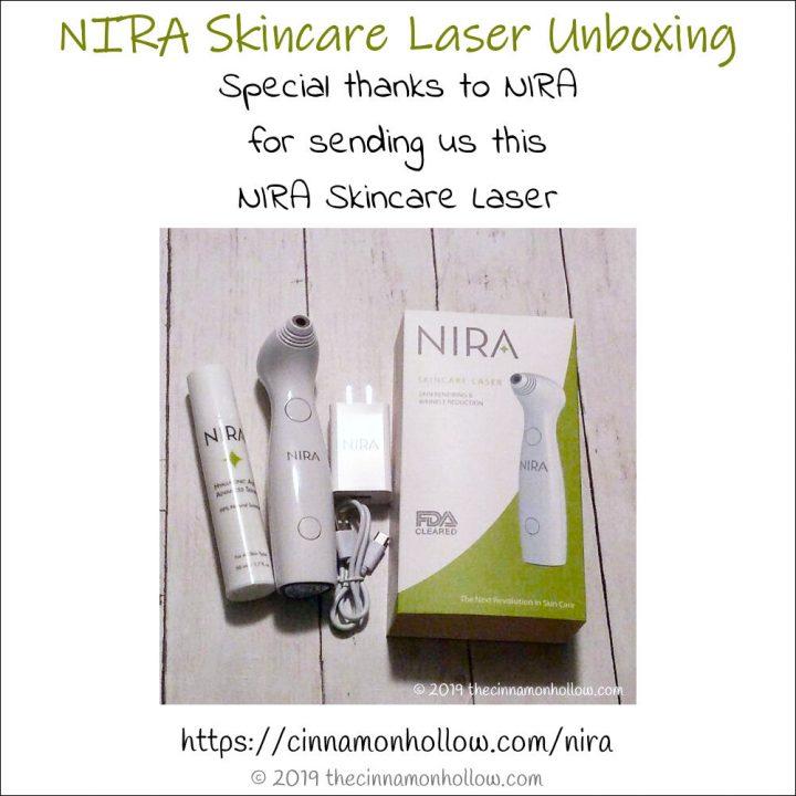 NIRA Skincare Laser