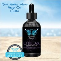 Chillax Hemp Oil Is Back In Stock!