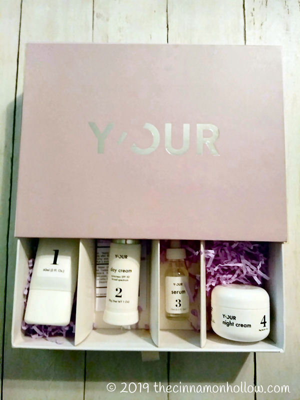 Y'Our Personalized Skincare Kit