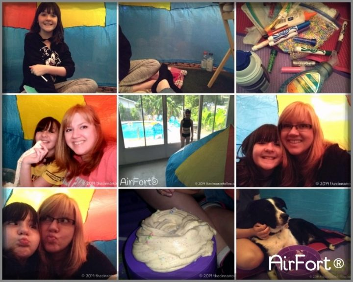 Fun in our AirFort