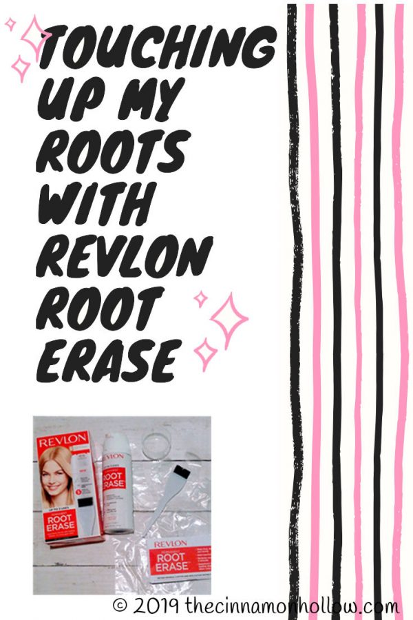 Revlon Root Erase Root Touch-Up Hair Color Kit
