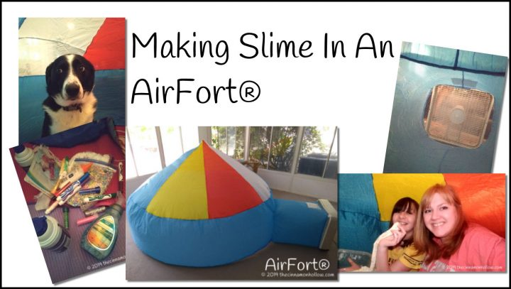 Making Slime In An AirFort