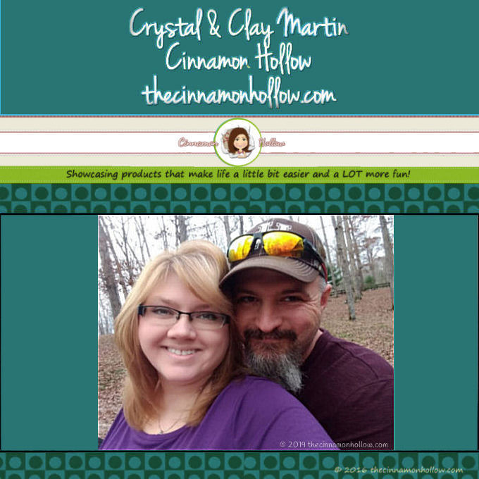 Crystal Martin and Clay Martin