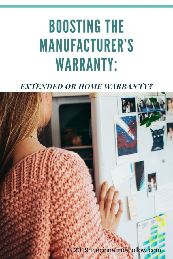 EXTENDED OR HOME WARRANTY?