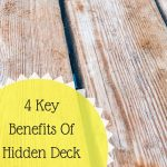 4 Key Benefits Of Hidden Deck Fasteners