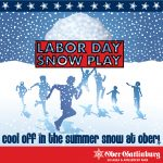 Ober Labor Day Snow Play 2019
