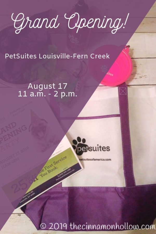 PetSuites Louisville-Fern Creek Grand Opening