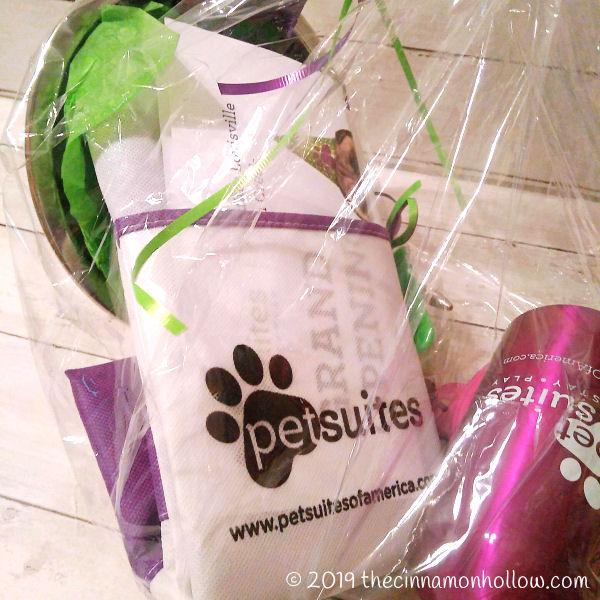 PetSuites Louisville-Fern Creek Thank You Gift Bag