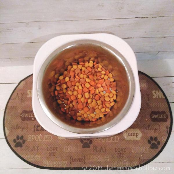PetWeighter Dog Bowls