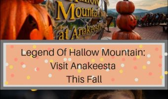 Legend Of Hallow Mountain Anakeesta