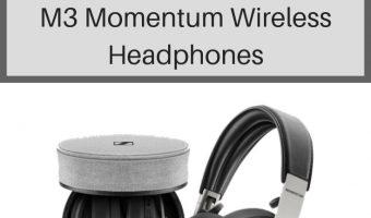 Superior Sound With Sennheiser's New Momentum Wireless Headphones