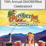Head To Ober Gatlinburg For The 10th Annual OktOBERfest Celebration!