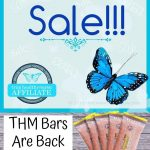 THM Bars Are Coming Back Tuesday And A Big Sale!