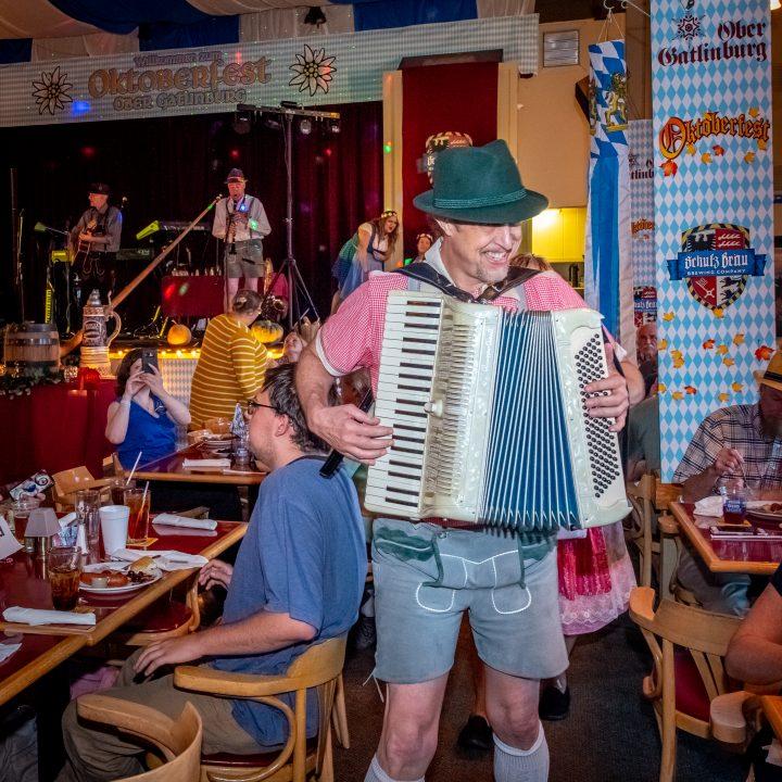 Ober Gatliburg OktOBERfest Oompah Band