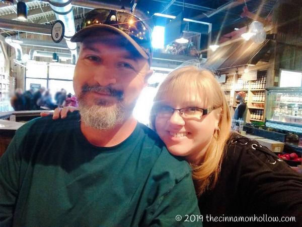 2019 Gatlinburg Anniversary Trip