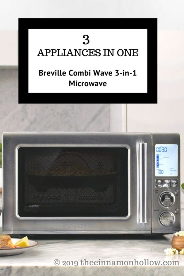 Breville Combi Wave 3-in-1 Microwave