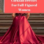 Etiquettes In Choosing Plus-Size Cocktail Dresses For Full-Figured Women