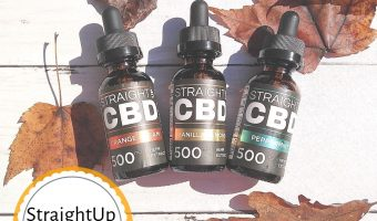 StraightUp CBD Oil
