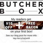 ButcherBox: Enjoy $10 Off And Free Bacon In Your First Box!