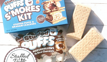 Stuffed Puffs S'mores Indoors Kit