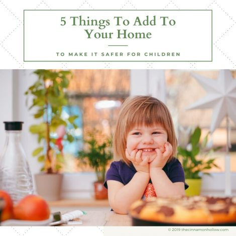 5 Things To Add To Your Home