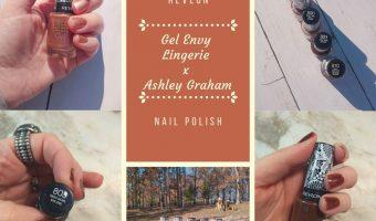 Revlon Gel Envy Lingerie x Ashley Graham Nail Polish