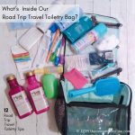 12 Road Trip Toiletries Tips