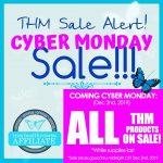 Stock Your Healthy Pantry During The THM Cyber Monday Sale!