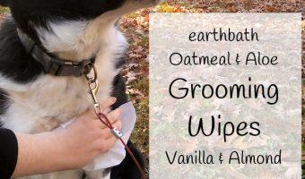 Earthbath Dog Grooming Wipes