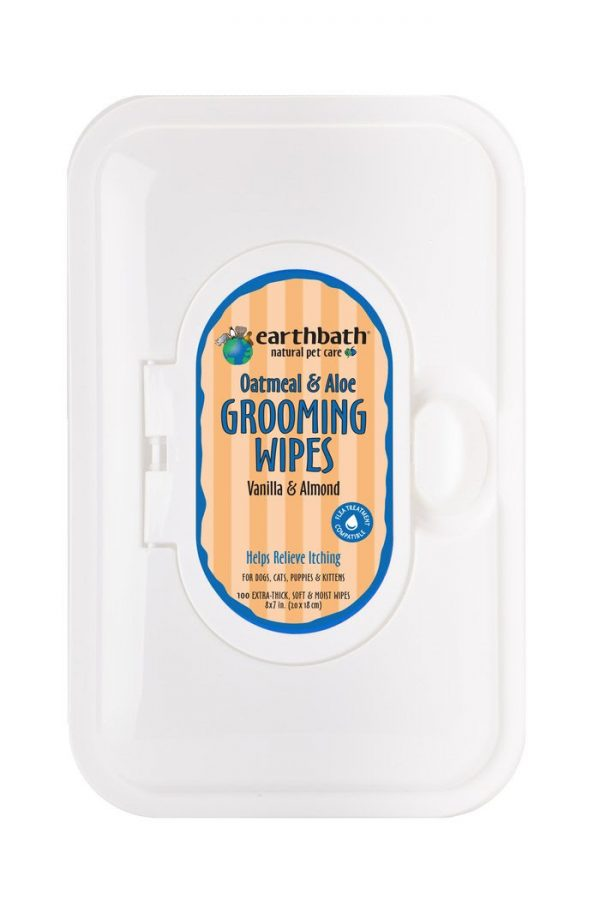 Earthbath Dog Grooming Wipes